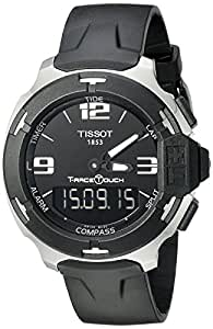 Tissot For Mens T-Race Touch Silicone Band Watch t081.420.17.057.01