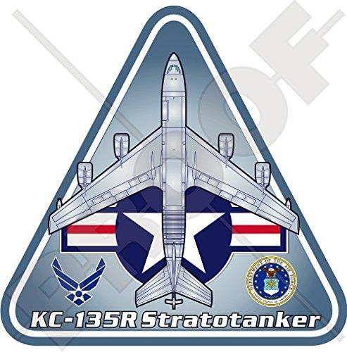 (Boeing KC-135 Stratotanker USAF KC-135R US Air Force ACC AMC AFRC ANG USA 3.7