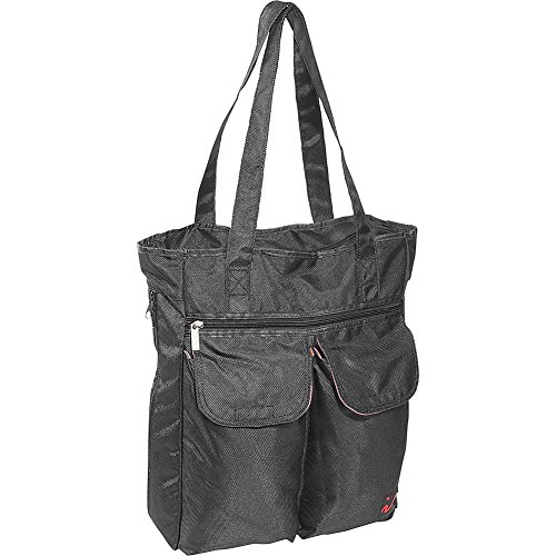 Laptop Tote Ballistic (Ice Red UNI Cargo Laptop Tote (Black))