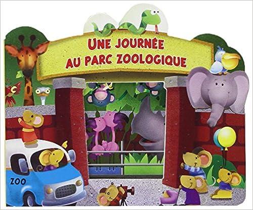 Livre Une journée au parc zoologique epub, pdf