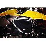 Bugspoiler Motorspoiler Bug Yamaha XJR 1200 XJR 1300 mit universal Haltesatz