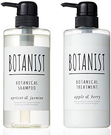BOTANIST ボタニカルシャンプーモイスト & トリートメント モイスト商品イメージ
