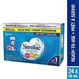 Similac Similac advance step 1 value pack 24 count