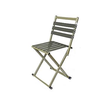 Chaise Pliante Pliant Tabouret Mazza Fold Portable Mini Extrieure Dossier Paisseur Pche Petit