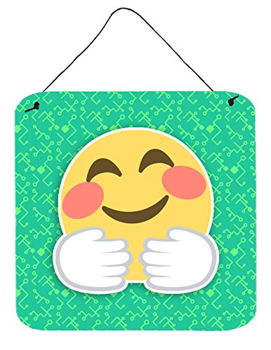 Hugging Face Emoji Hanging Wall Art