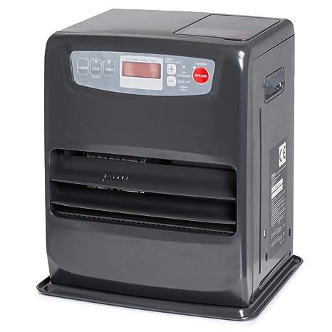 estufa electrónica Inverter de combustible Líquido Calefacción Cooker hood 120 m3 df55490