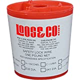 Loos & Co. Cableware Division SLW10B-041 Stainless Steel Safety Locking Wire