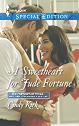 A Sweetheart for Jude Fortune (The Fortunes of Texas: Welcome to Horseback Hollow Book 2)