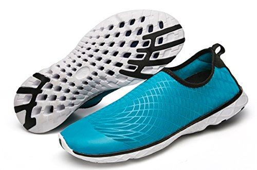 Mohem Zapatos De Agua Ligero Descalzo Quick-dry Slip-on Aqua Para Mujeres Y Hombres Zapatillas De Caminar Moon99