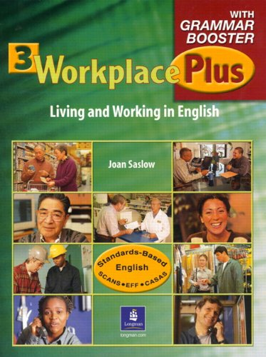 Workplace Plus 3 with Grammar Booster Audiocassettes (3) (Workplace Plus: Level 3 (Audio))
