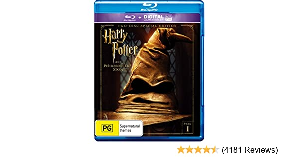 Amazon.com: Harry Potter Year 1 | Philosophers Stone | NON ...