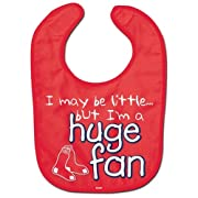 WinCraft MLB Boston Red Sox WCRA1979314 All Pro Baby Bib