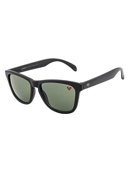 f553b7511a77 Superman Unisex UV Protected Wayfarer Sunglasses (SOC-SM-704-C2|Black|52):  Amazon.in: Clothing & Accessories