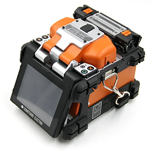 Sumitomo Type-81C Fusion Splicer Welding Splicer with FC-6S Cleaver New