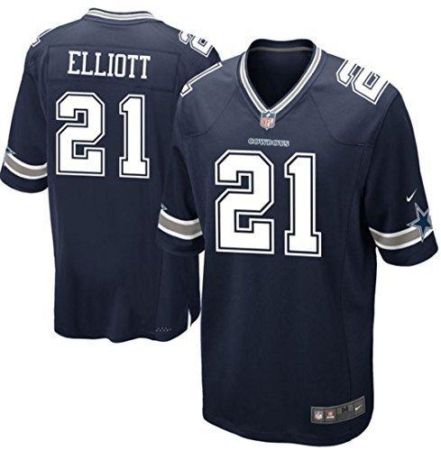 Ezekiel Elliott Dallas Cowboys Nike Game Youth Jersey (Youth Large)