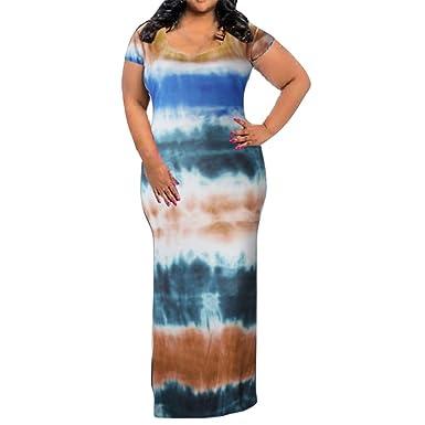 AIni - Vestido de Mujer con Falda de Estilo Informal, de Moda y de ...
