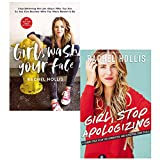 Books : Rachel Hollis Collection 2 Books Set (Girl Wash Your Face [Hardcover], Girl Stop Apologizing)