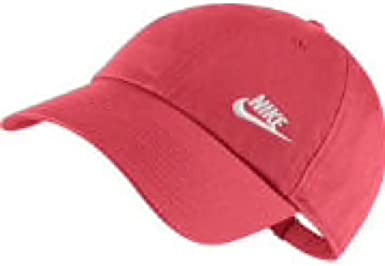 Gorra Nike – H86 Swoosh coral/blanco talla: Ajustable: Amazon.es ...