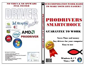 Drivers for Compaq GV432AA-AB4 SR5280CF, Drivers Recovery & Restore Disc DVD, ALL drivers for audio, video, chipset, Wi-Fi, Usb and+, Everything you need to fix your drivers problems!(Last Version) All Windows