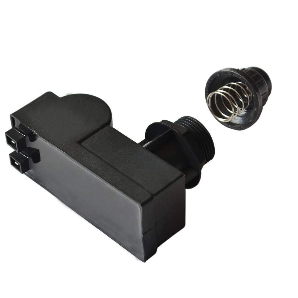 Onlyfire 14431BBQ due porte batteria elettrica pulsante Piezo accenditore, ricambio per grill accendisigari per 2bruciatori