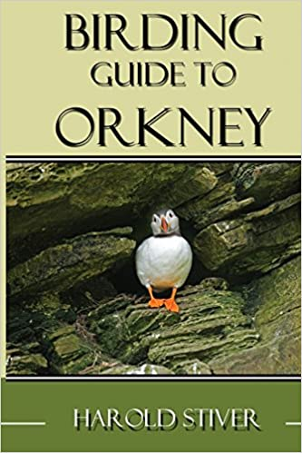 Birding Guide to Orkney (BandW)