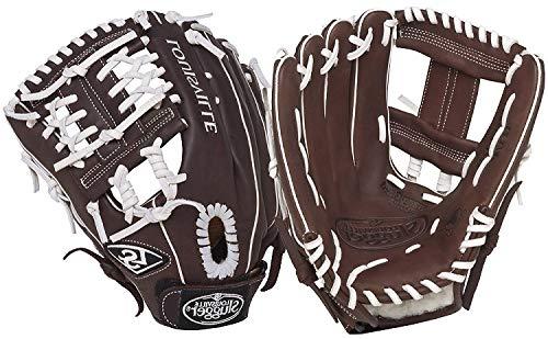 Louisville Slugger FGXPBN5 Xeno Pro Brown Fielding Glove, 12.25-Inch, Left Hand Throw