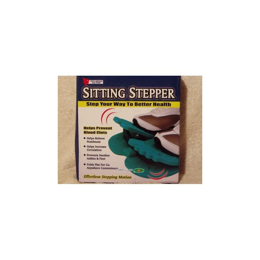 Sitting Energy Stepper Portable Increases Circulations Prevents Blood Circulation Walk While Seated Clots Legs Exerciser Exercise Fitness Machine
