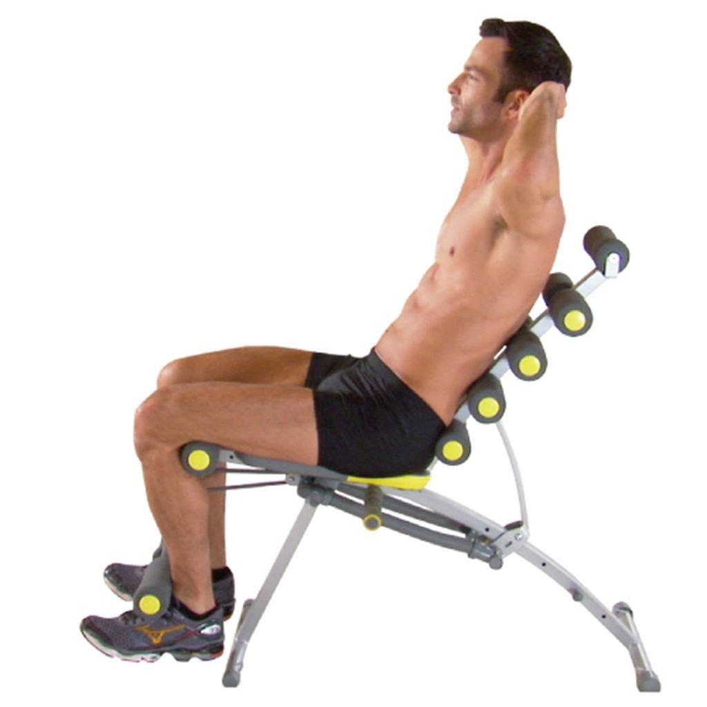 Rock Gym banco de ejercicio multifuncional ROG001: Amazon.es: Deportes y aire libre