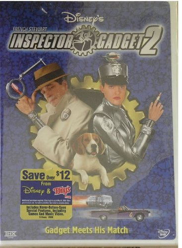 Read Online Inspector Gadget2 ebook