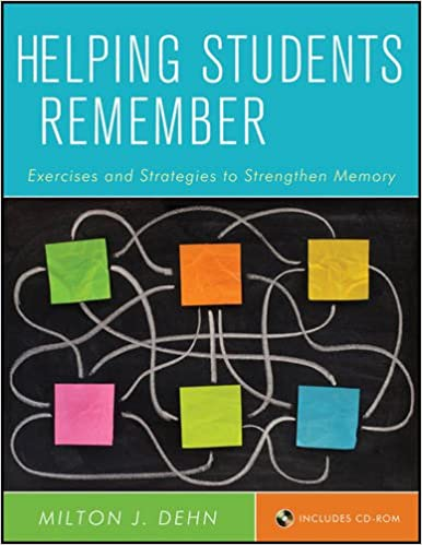 Amazon.com: Helping Students Remember, Includes CD-ROM: Exercises ...