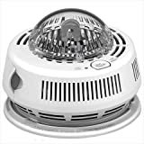 BRK 7010BSL Photoelectric Smoke Alarm With Integrated Strobe Light 120v
