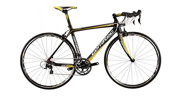 Corratec CCT Team 105 11s - Bicicleta Carretera - negro Tamaño del ...