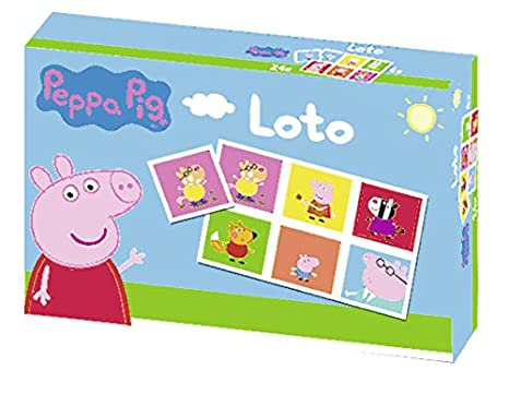 Ravensburger 24081 Lotus Peppa Pig Amazon Co Uk Toys Games