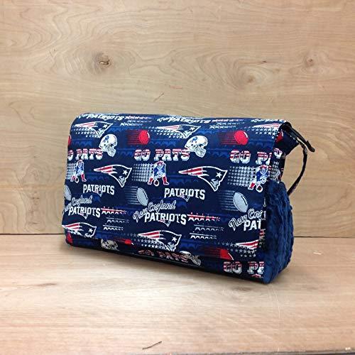 Diaper Bag- Patriots/Navy ()