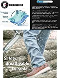 ROCKROOSTER Work Boots for Men, CompositeToe