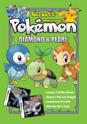Beckett Unofficial Guide to Pokemon: Diamond and Pearl ebook