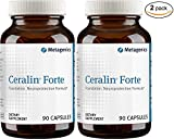 Metagenics Ceralin Forte Capsules, 90 Count Twinpack