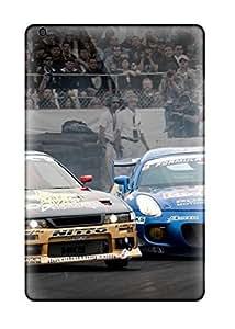 New Style Jeremy Myron Cervantes Hard Case Cover For Ipad Mini/mini 2- Attractive Free Import Car Drifting Formula