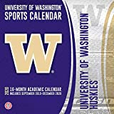 University of Washington Huskies 2020 Calendar
