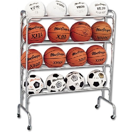 BSN Wide Body Ball Cart (16 Balls)