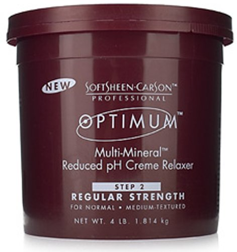 (Softsheen Carson Optimum Multimineral Relaxer, Regular )