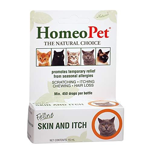 HomeoPet Feline Skin and