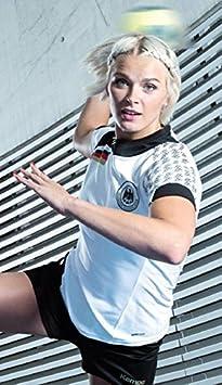 Kempa DHB Deutschland Handball Trikot Heim weiß Frauen