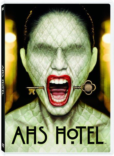 DVD : American Horror Story: Hotel: The Complete Fifth Season (Boxed Set, Dolby, AC-3, Widescreen, Dubbed)
