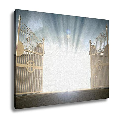 Ashley Canvas, Heavens Gates Opening, Home Decoration Office, Ready to Hang, 20x25, AG5841529 by Ashley Canvas