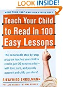 #2: Teach Your Child to Read in 100 Easy Lessons