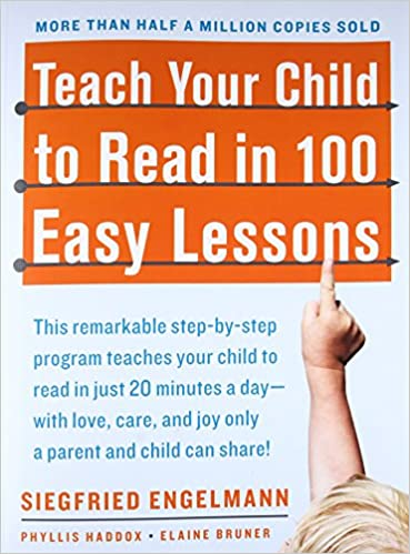 amazon com teach your child to read in 100 easy lessons