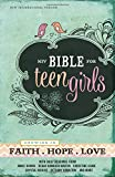 img - for NIV, Bible for Teen Girls, Hardcover: Growing in Faith, Hope, and Love book / textbook / text book