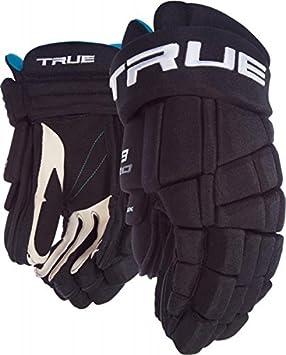 54f3871038d12 True XC9 Pro ZPalm Hockey Gloves Senior, size:13 Zoll;color:Black ...