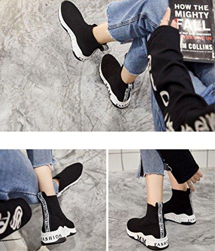 Flyknit Black Women's Sneakers BJSFXDKJYXGS Free Running Shoes Fashion Transform x16qXOd